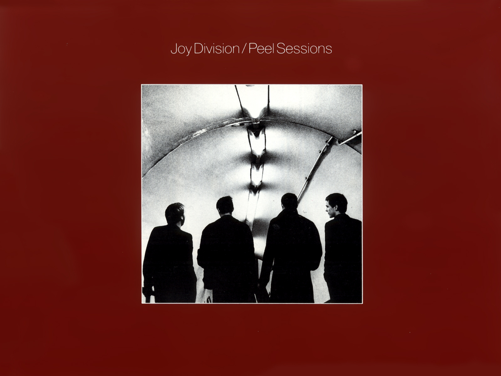 Joy Division Peel Sessions wallpaper