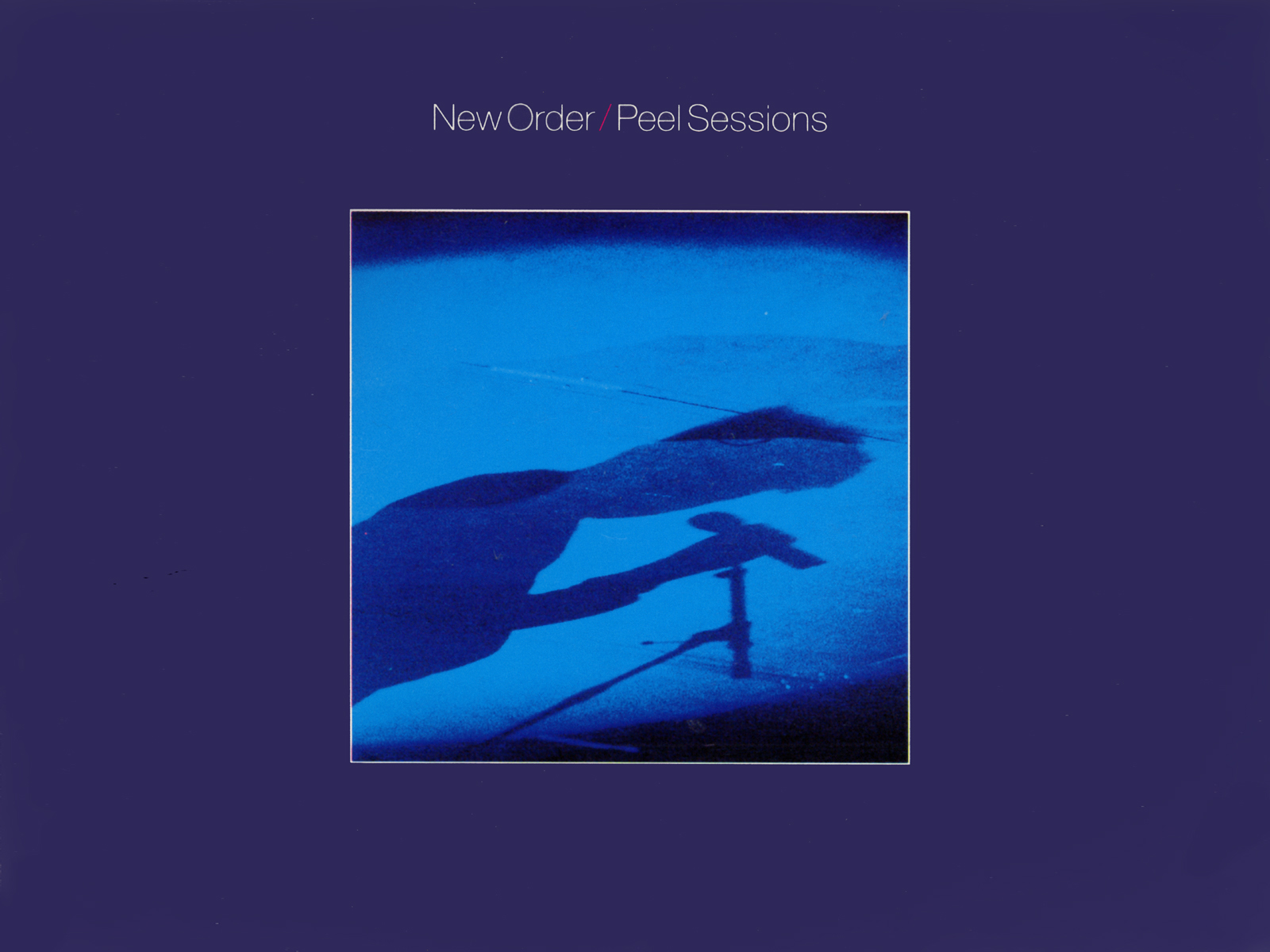 New Order Peel Sessions background wallpaper