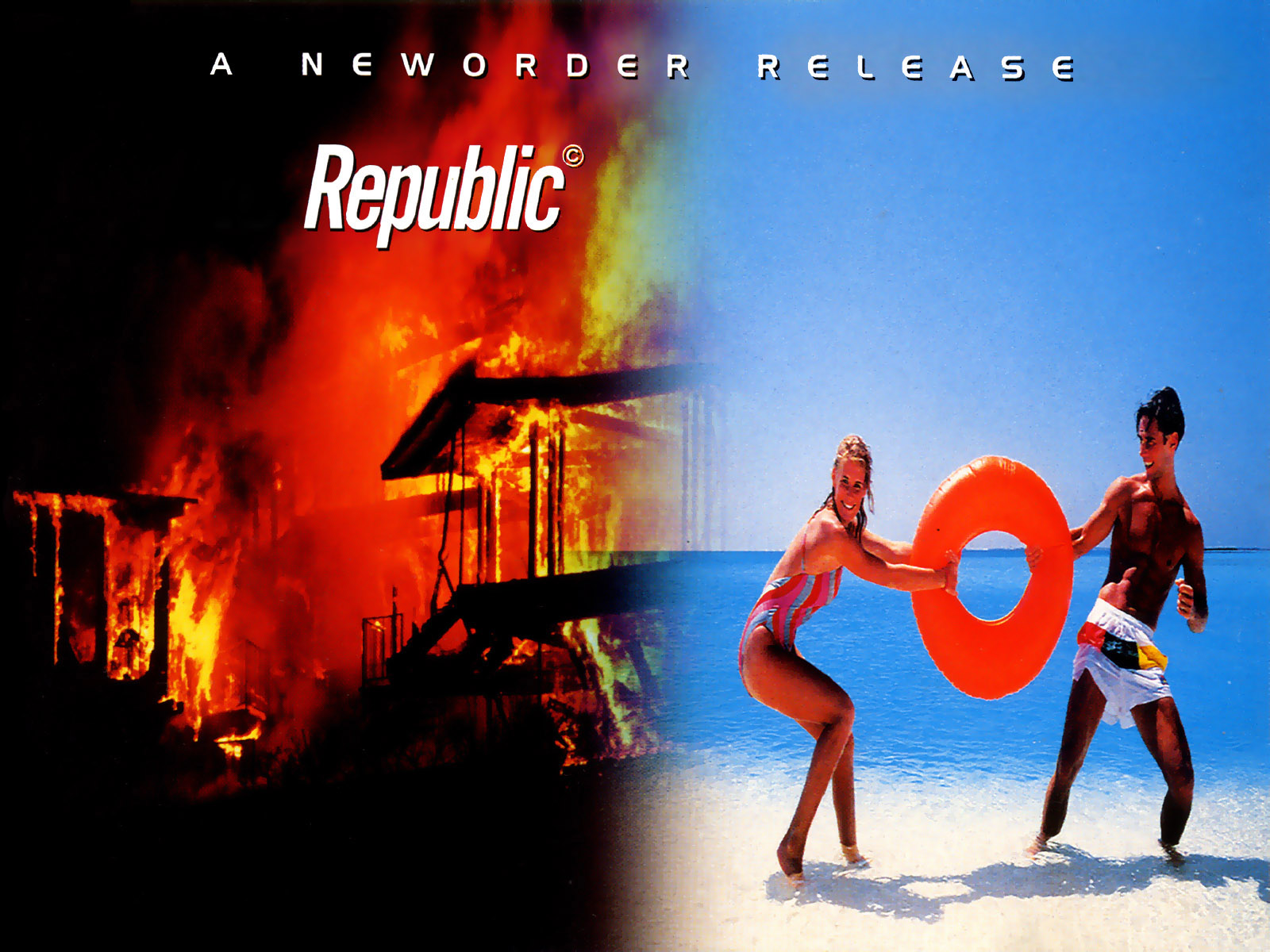 New Order Republic desktop background wallpaper